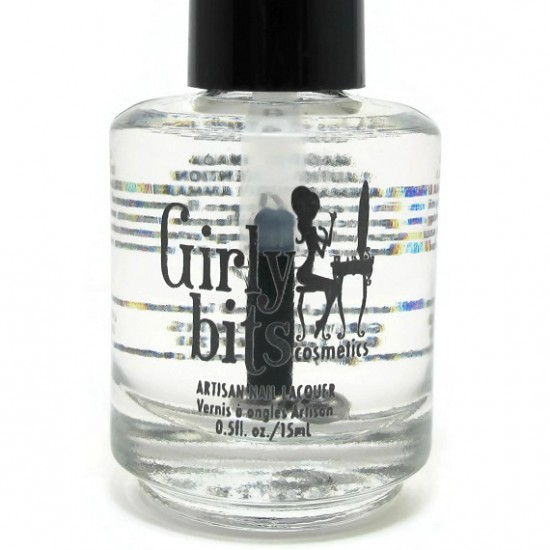 Girly Bits What A Rush & Glitter Glaze Quick Dry Top Coat Reviews