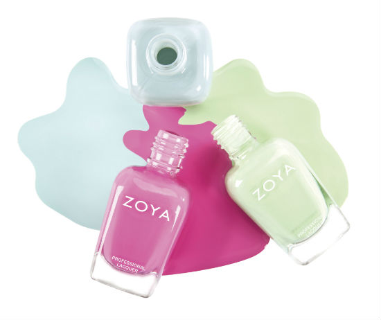 Press Release: Zoya Delight for Spring 2015