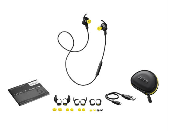 Making New Years Resolutions Easy with Jabra Headphones from Best Buy