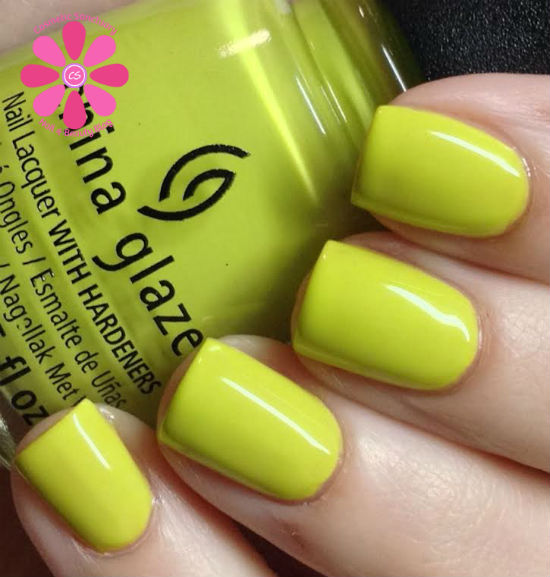 China Glaze Spring 2015 Road Trip Collection Swatches & Review