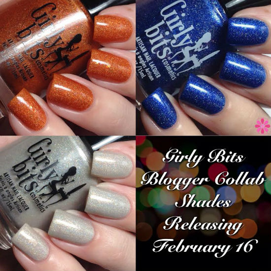 Girly Bits Blogger Let's Do This, Snafu & Winter Sanctuary Swatches & Review
