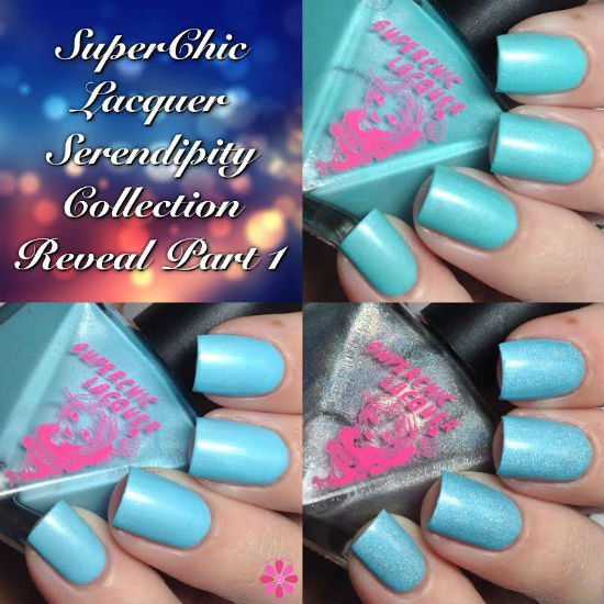 SuperChic Lacquer Serendipity Collection Reveal Part 1