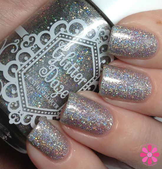 GlitterDaze Diamond In The Rough & Goal Digger Swatches & Review