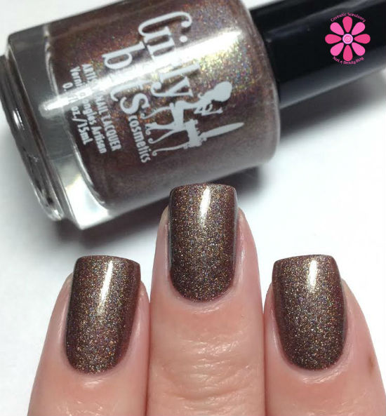 Girly Bits I'm Not As Think As You Drunk I Am & Is That A Shillelagh In Your Pocket Swatches & Review