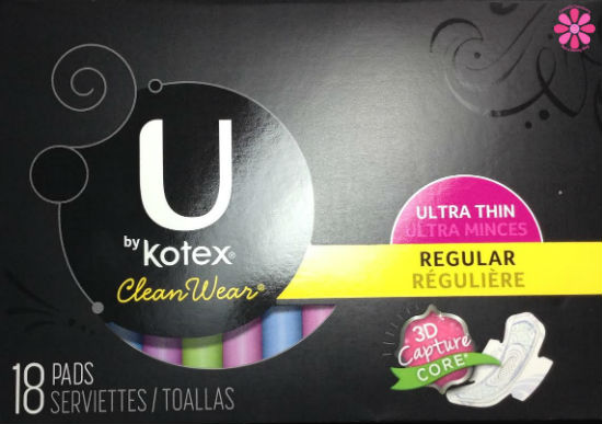 Be An UnderWarrior with U by Kotex!