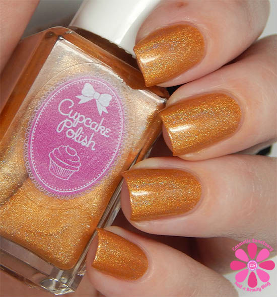 Cupcake Polish In Bloom Collection Swatches & Review