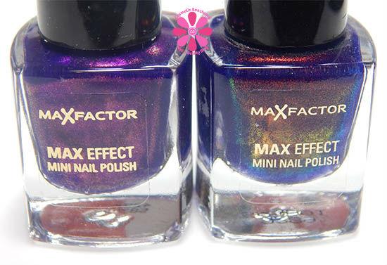 Max Factor Fantasy Fire New Version & Old Version Comparison