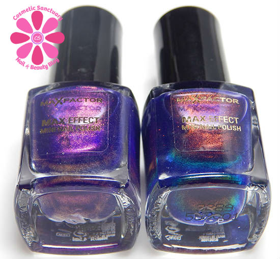 Max Factor Fantasy Fire New Version & Old Version Comparison