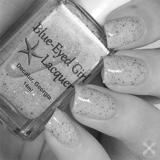 Blue Eyed Girl Lacquer Nyan Siren Swatch & Review
