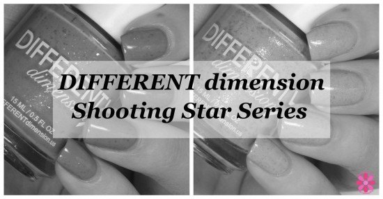DIFFERENT dimension Shooting Star Series Apus & Chamaeleon