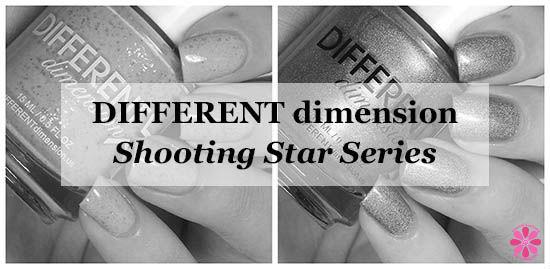 DIFFERENT dimension Shooting Star Series Grus & Dorado