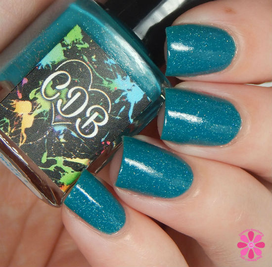 CDB Lacquer June Limited Edition Splish Splash Swatch & Review