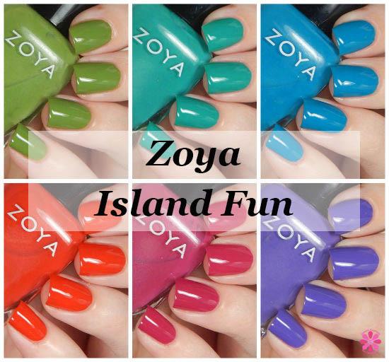 Island Fun Collage Cover