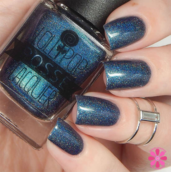 Lollipop Posse Lacquer The Midsummer Midnights Collection Swatches & Review